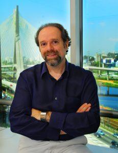 Química e Derivados - Lineu Jorge Frayha, CEO da Indorama Ventures Fibras Brasil Ltda