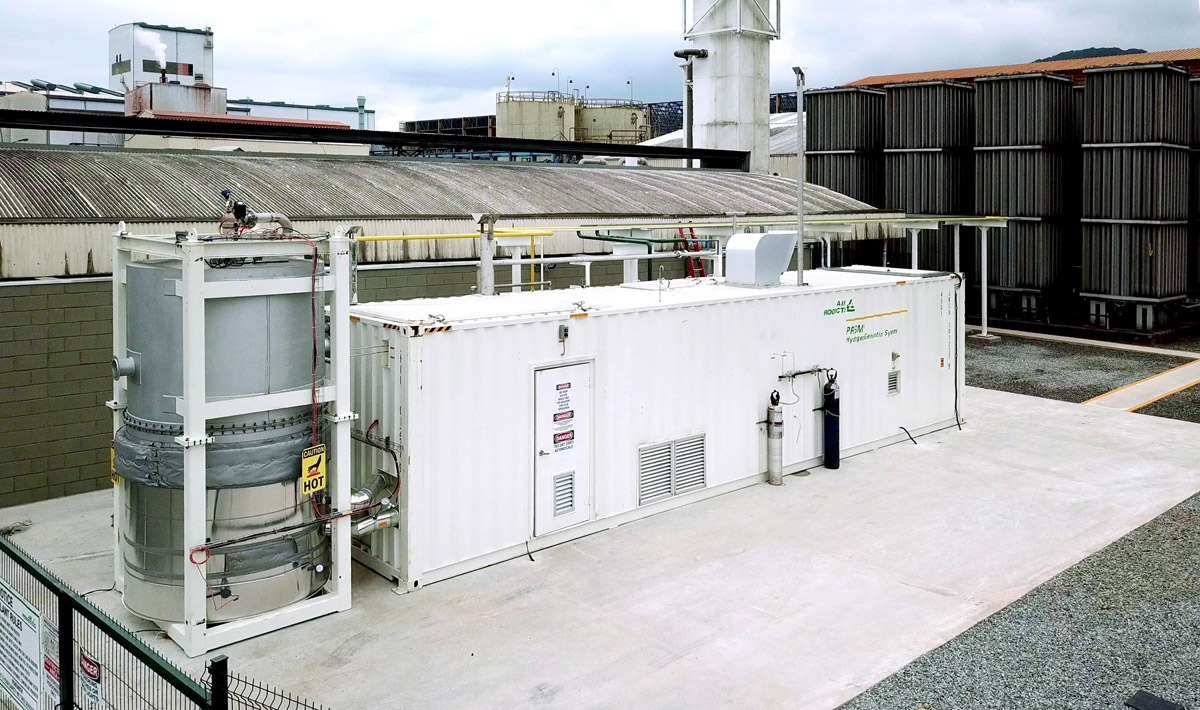 Química e Derivados - Hidrogênio é a chave para economia de baixo carbono ©QD Foto: Divulgação